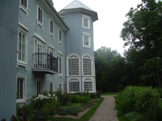Montebello, Canada  Papineau Manor