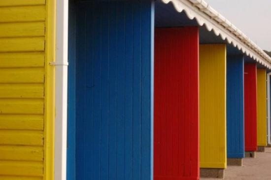 Bournemouth (เมืองโบร์นมุธ), UK: Bournemouth