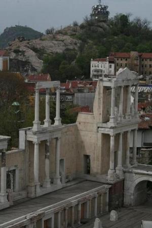 พลอฟดิฟ, บัลแกเรีย: Античният амфитеатър
