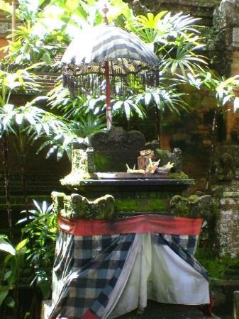 คูตา, อินโดนีเซีย: Ubud Sultans Palace
