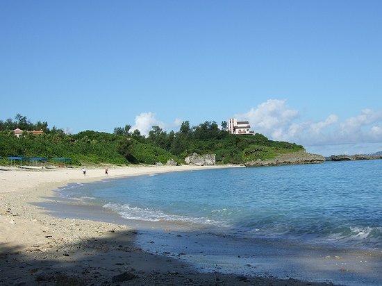 Yonamine Nagahama Beach