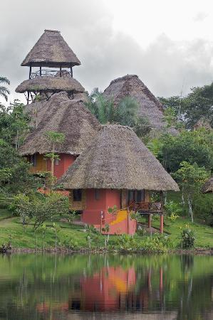 Napo Wildlife Center Ecolodge: Lodge