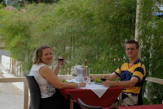 Seafood Terrace: Alfresco Dining