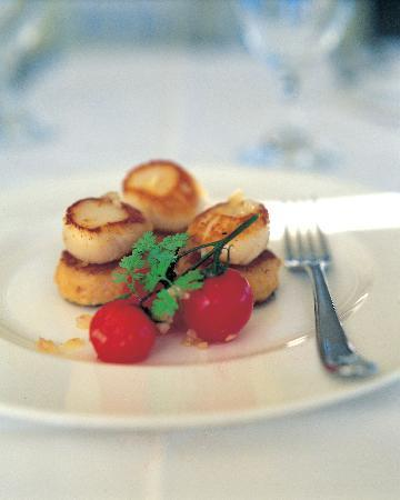 Seafood Terrace: Seafood Specialties
