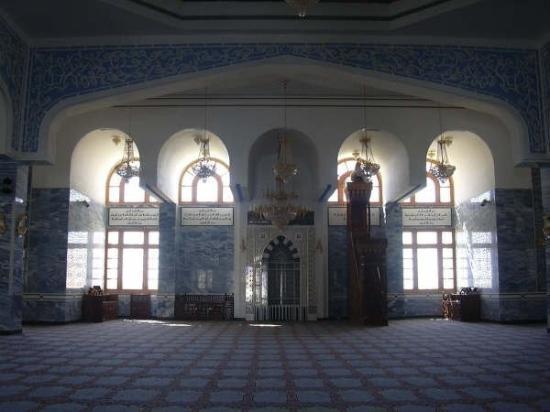 ตาบา, อียิปต์: Interior de una mezquita Egipcia.