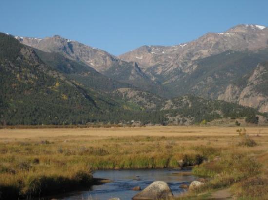 เอสเตสพาร์ค, โคโลราโด: Rocky Mountain National Park, CO