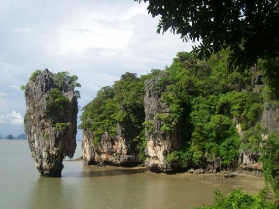 Provincia de Phang Nga, Tailandia: Khao Tapu