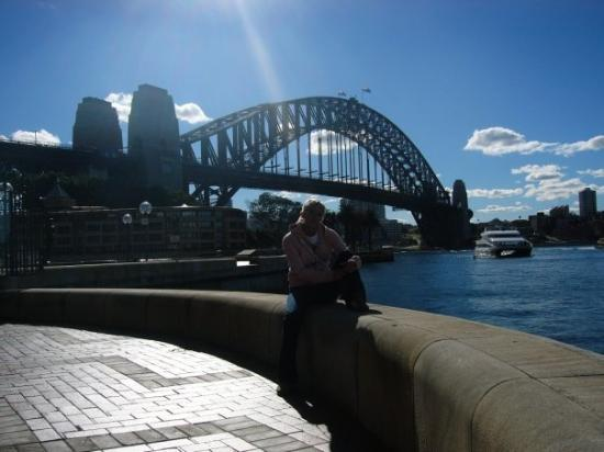 Sydney Harbour: Sydney Bridge