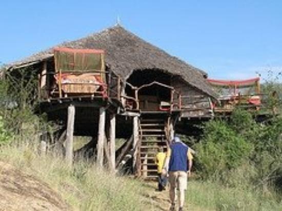 ไนโรบี, เคนยา: Starbeds at Loisaba