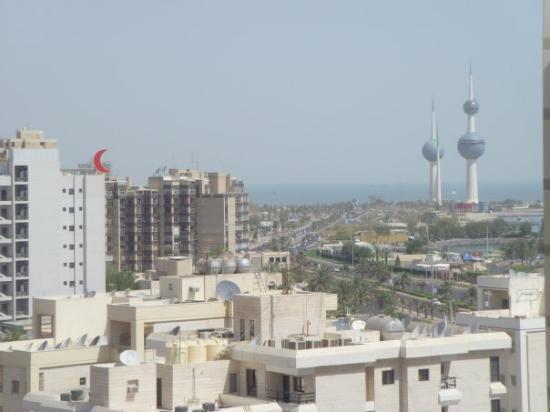 Hawalli, Koeweit: Kuwajt sity