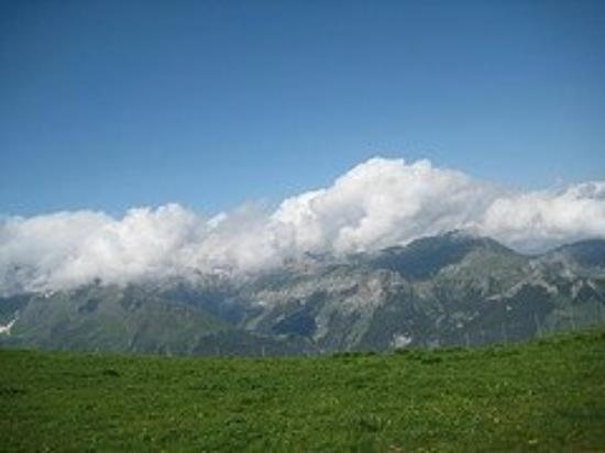 Murren, สวิตเซอร์แลนด์: Great hiking in Interlachen