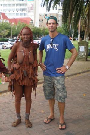 วินด์ฮุก, นามิเบีย: Himba-Dame in Namibia 2008