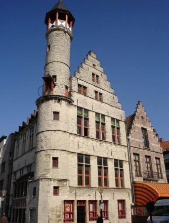Ghent, เบลเยียม: Vrijdag market
