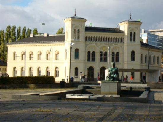 The Nobel Peace Center, Oslo, Noruega