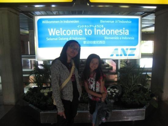 บันดุง, อินโดนีเซีย: Welcome to Indonesia!