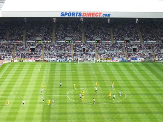 Newcastle upon Tyne, UK: Newcastle v Fulham - May 2009