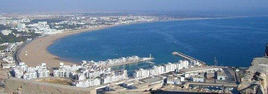 Agadir Beach: CIMG3300
