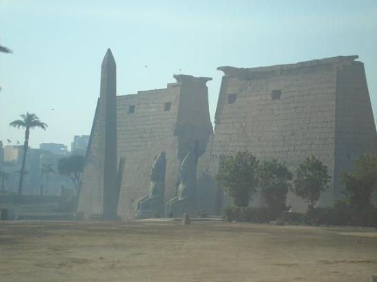 วิหารคาร์นัค: 1er jour : Temple de karnak