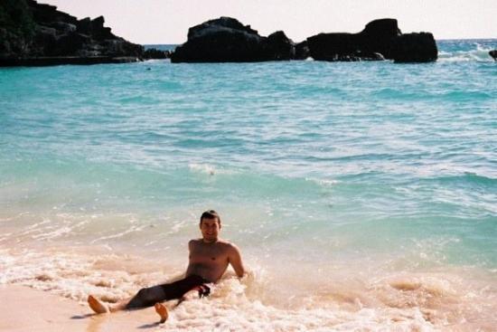 Horseshoe Bay Beach : Elle était plutôt bonne après un après-midi au soleil. Pourquoi personne se baignait à part moi?