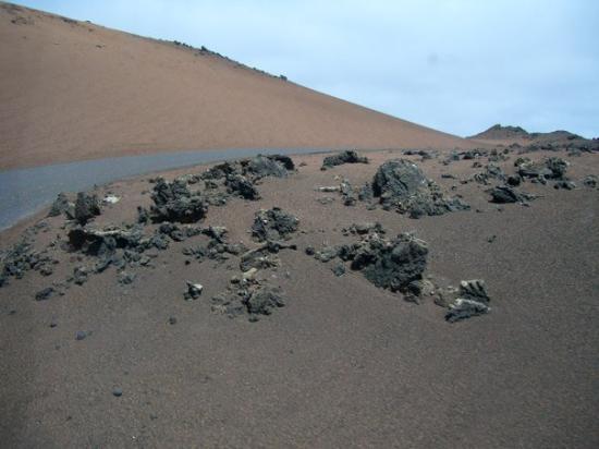 Timanfaya National Park: CIMG3353