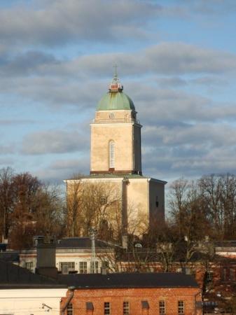ป้อมซัวเมนลินา: Kirche