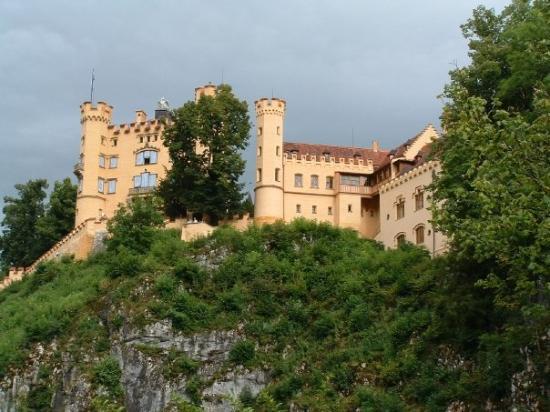 ฟึสเสิน, เยอรมนี: castello