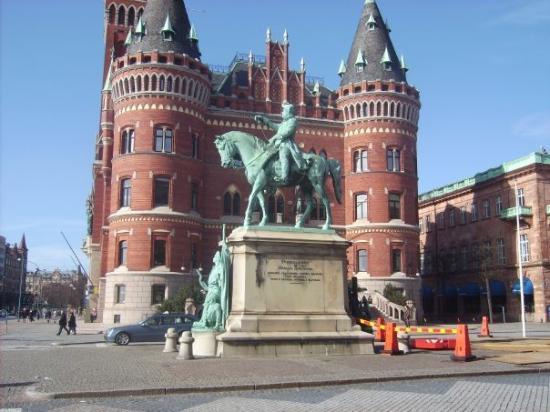 helsingborgs, sweden April 2008