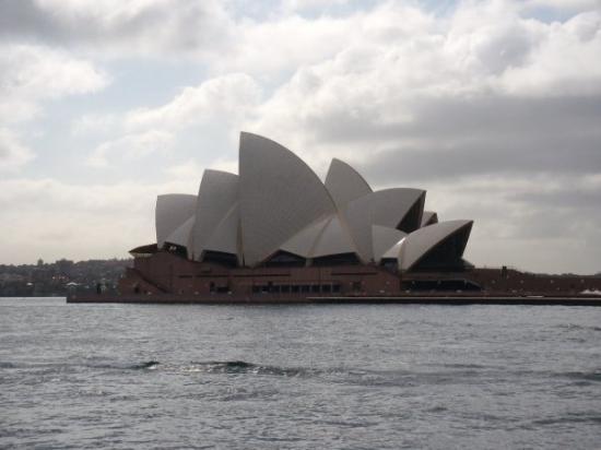 Sydney Harbour August 2007