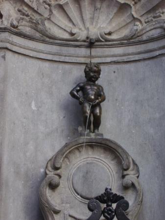 Manneken Pis: Bruxelles