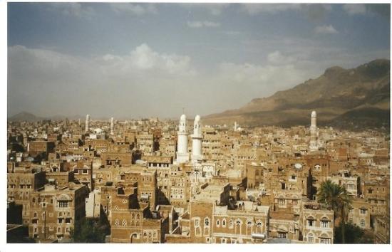 yemen 2001 - sanaa