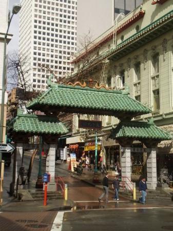 Chinatown...