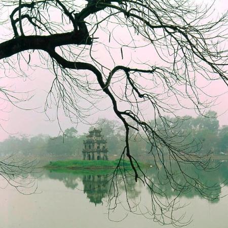 ฮานอย, เวียดนาม: Ho Guom, Hanoi, Vietnam