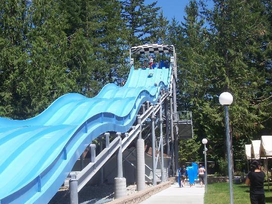 Chilliwack, Canada: Zero to 60 Raceway