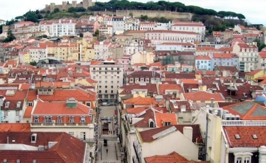 ปราสาทเซนต์จอร์จ: Castelo de Sao Jorge