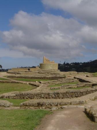 Ingapirca, Ecuador: Ruiny Inga Pirca (Ekwador)