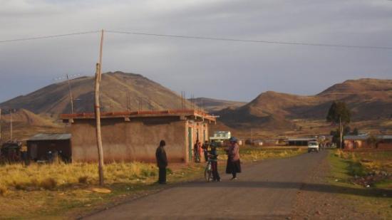 ปูโน, เปรู: życie na Altiplano