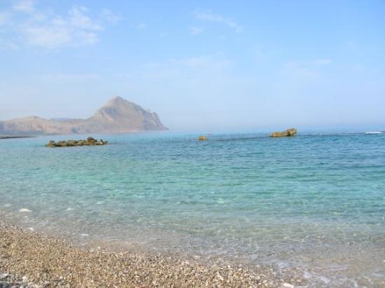 ตราปานี, อิตาลี: Spiaggia Macari