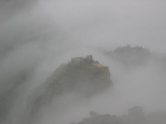 มาชูปิกชู, เปรู: Enfin le Machu Pichu