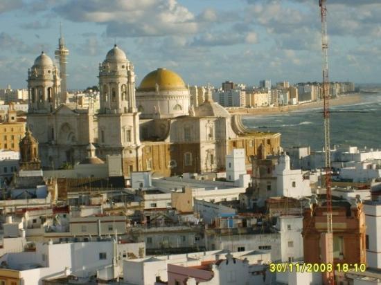 Catedral de Cadiz ภาพถ่าย