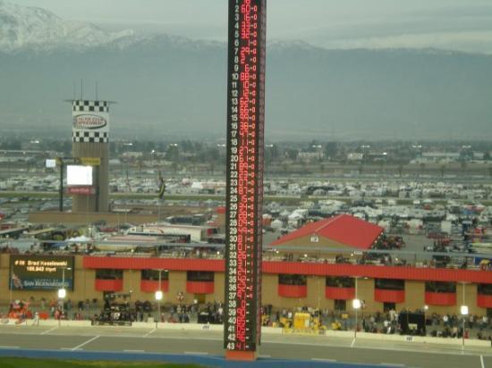 Fontana, كاليفورنيا: Auto Club Speedway Fontana, CA