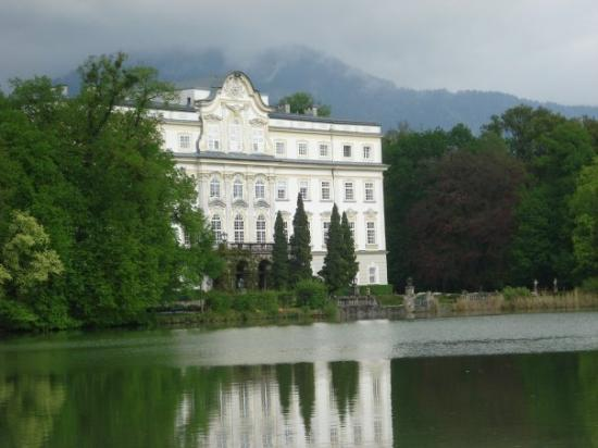 the rear of the von trapp house ok not the real one but what they rh tripadvisor co uk the real von trapp family house in austria All of the Real Von Trapp Family