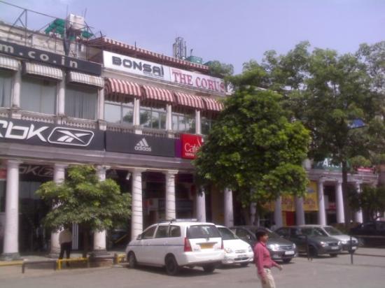 Corus Hotel: Hotel, I am staying.. THE CORUS