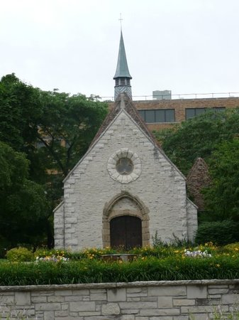 ‪St. Joan of Arc Chapel‬