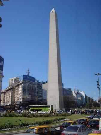 El Obelisco ภาพถ่าย