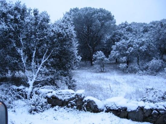 Avila, สเปน: nevada 2007