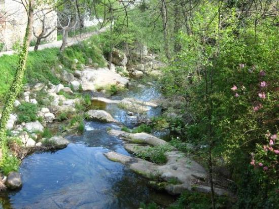 Avila, สเปน: garganta
