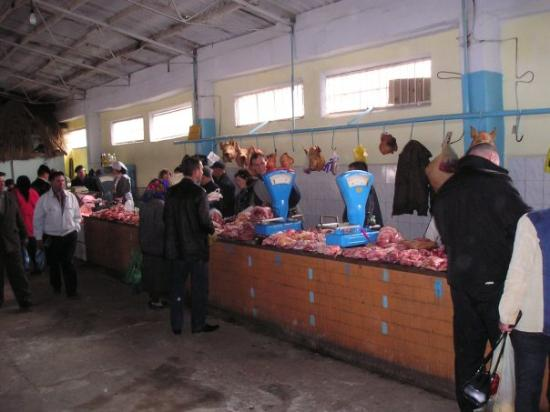 คีชีเนา, มอลโดวา: Markt