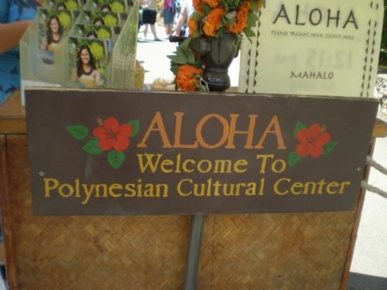 Polynesian Cultural Center: PCC!! one of the best parts of Hawaii