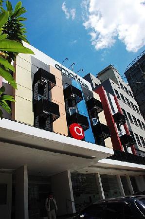 โรงแรมอมาริส ปังลิมาโพลิม: Hotel building