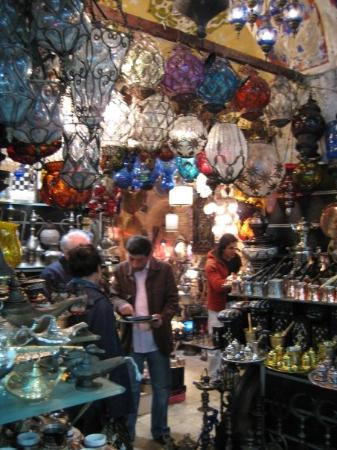 Kapali Carsi: haggling...it's all about the haggle.